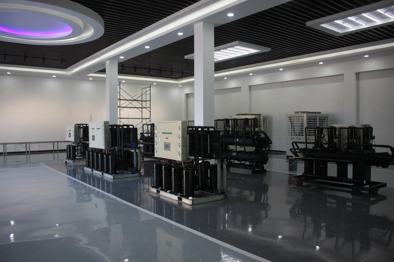 山東金山新能源科技有限公司展廳